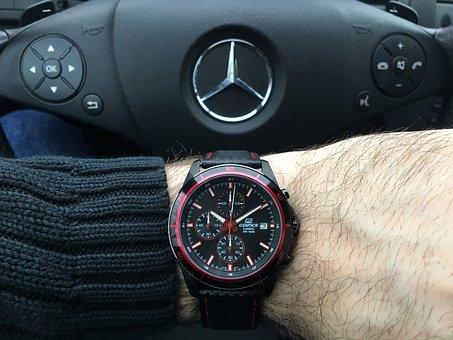 Часовници Касио като пример за перфектна изработка!