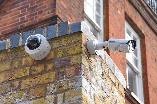 Видове камери за видеонаблюдение