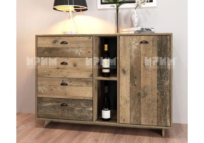 Комодите и скриновете – мебелите, които можем да ползваме като заместител на всякакви други мебели