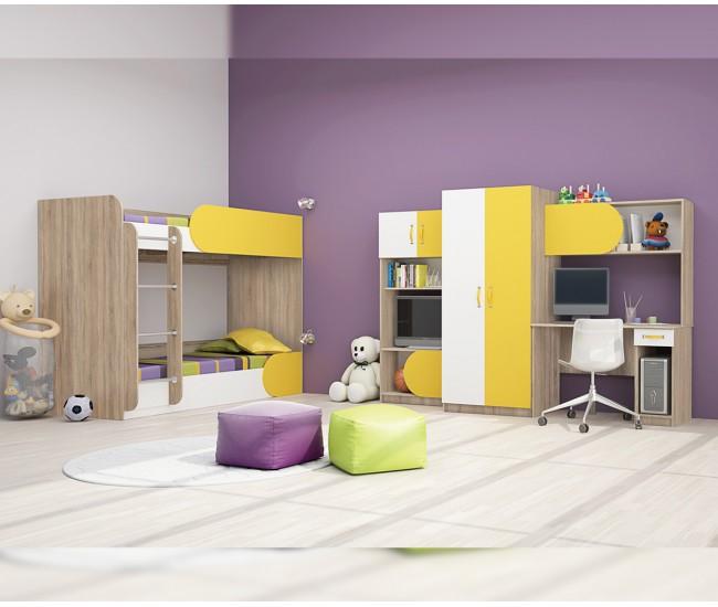 Кои са мебелите които ще направят детската стая приказна