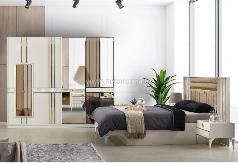 За уютен интериор изберете комлект за спалня от магазин Арена